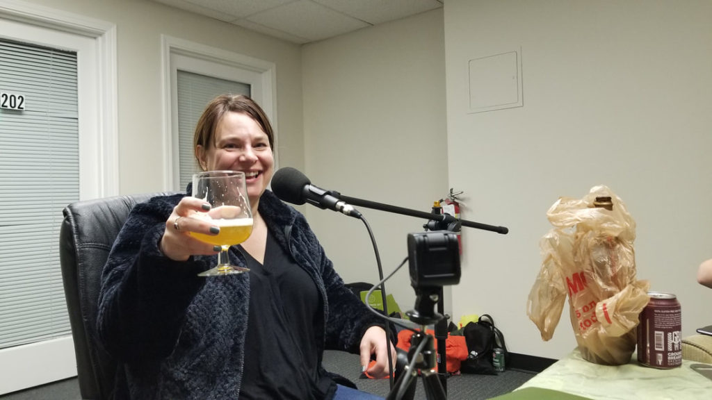 Valerie Hooks Episode 23 Business Over Beer Blue Vale Writing Be Local West Vancouver