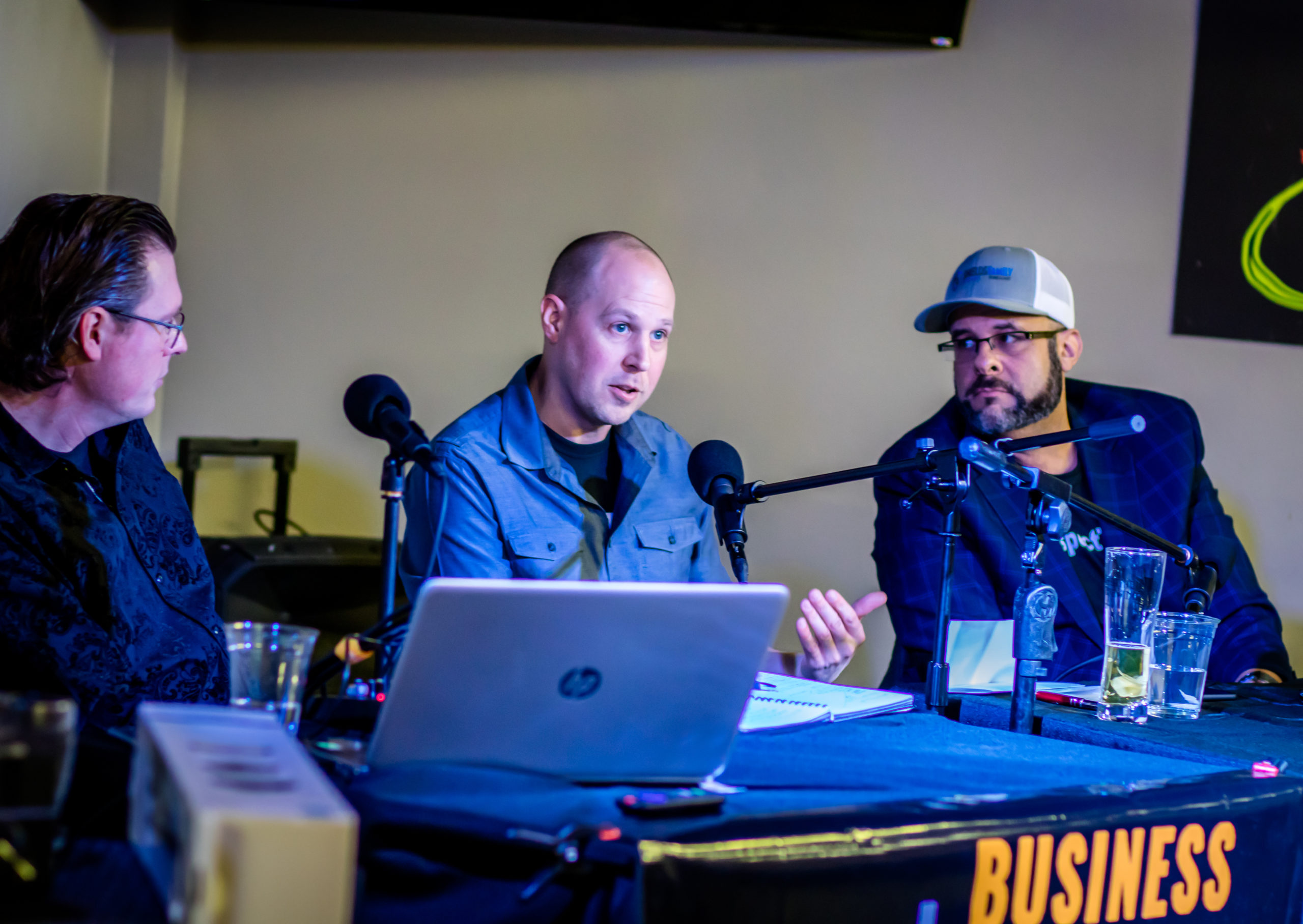 Business Over Beer Hosts Business Podcast best craft beer types of entrepreneurship