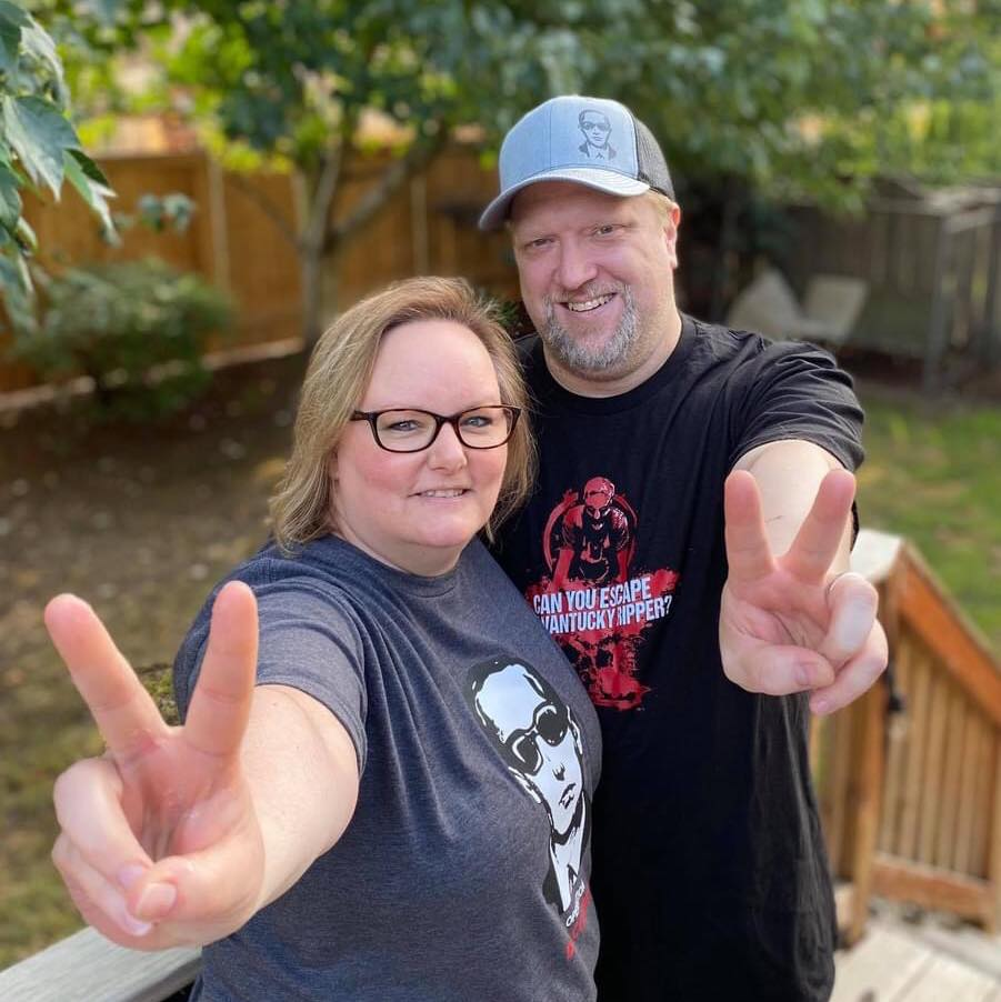 Rob Tamara Bertrand NW Escape Experience Episode 52 Business Over Beer