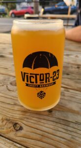 victor 23 thirsty thursday low visibility hazy ipa