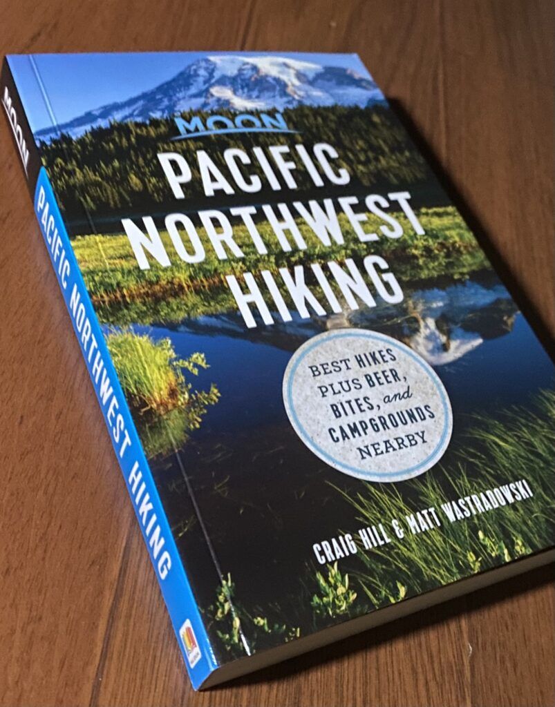 Moon Travel Guides Pacific Northwest Hiking Matt Wastradowski guest business Over Beer Episode 56