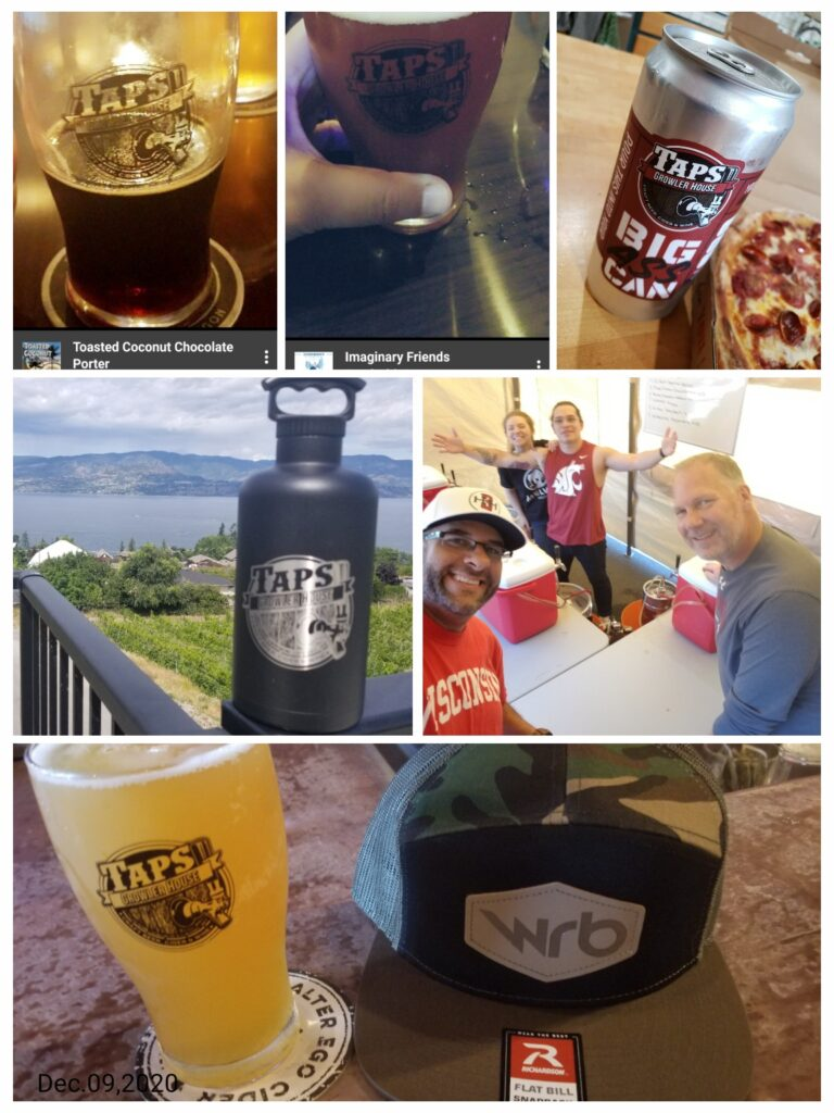 Thirsty Thursday at Taps Growler House