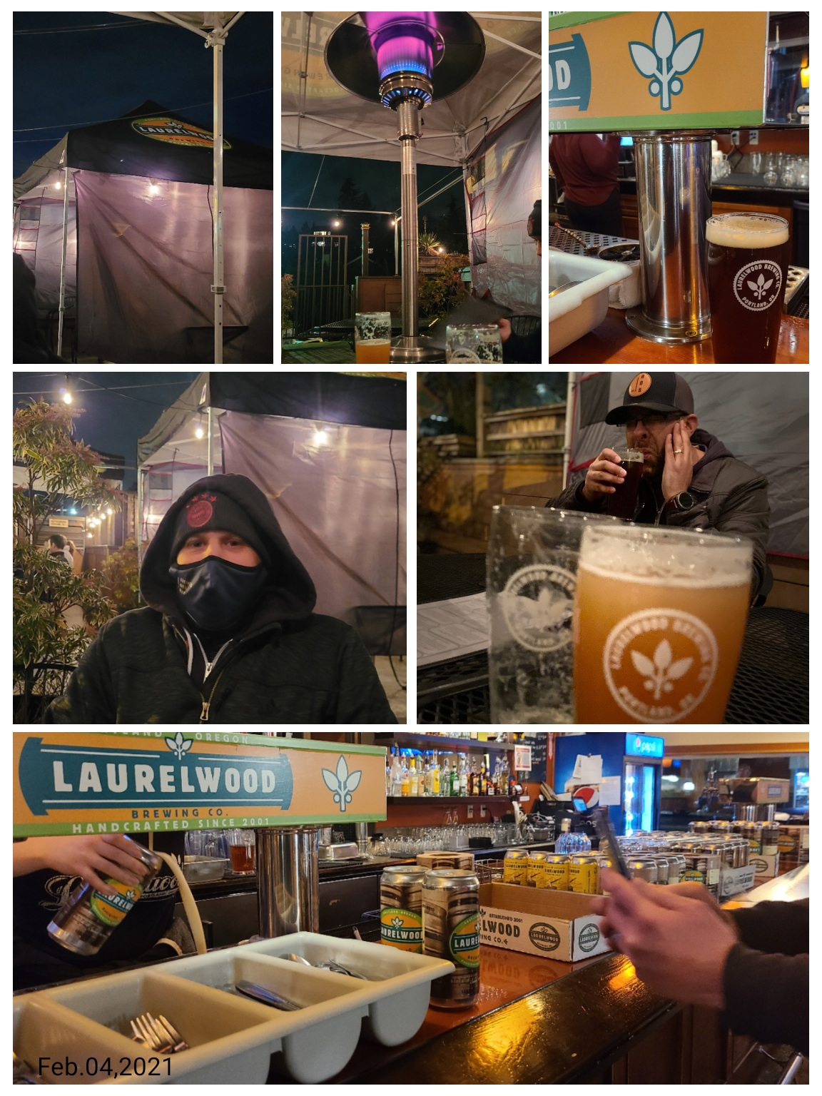 Thirsty Thursday with The BOB Laurelwood Brewery