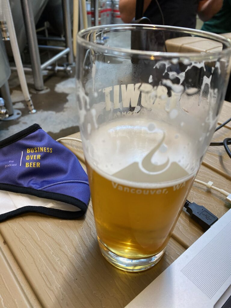 Business Over Beer Loowit Brewing Company Episode 81
