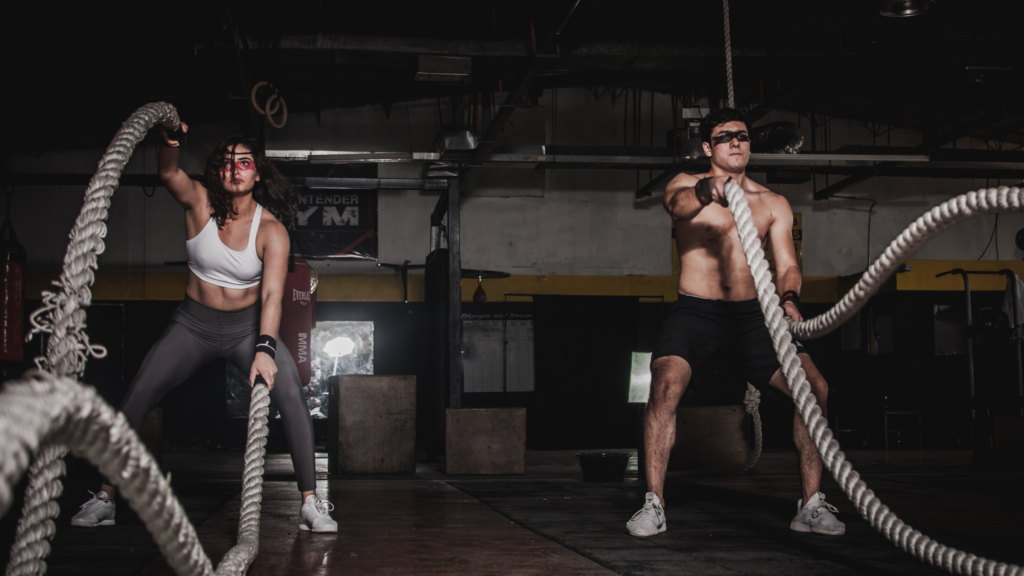 3 Similarities Between Running a Small Business and Getting Into Shape